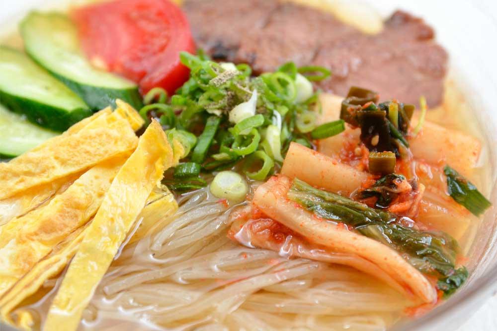 ヤーコン冷麺 イメージ画像